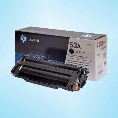 خرید کارتریج HP53A فروشگاه راکا مارکت