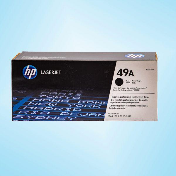 خرید کارتریج HP49A فروشگاه راکا مارکت