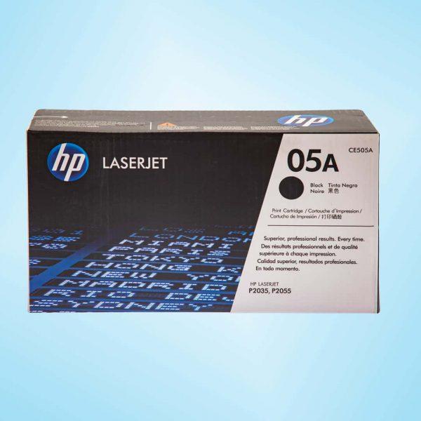 خرید کارتریج HP05A فروشگاه راکا مارکت