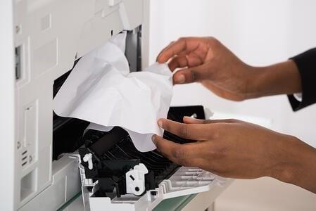 6 مشکل دستگاه کپی و آنچه در مورد آنها باید انجام شود