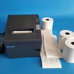 کاغذ مخصوص دستگاه POS