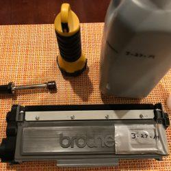 کارتریج تونر چاپگر لیزری خود را به روشی آسان دوباره پر کنید